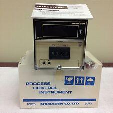 Shimaden SR17-101Y-000012-AK887F0 Time Proportional Digital Temperature Control