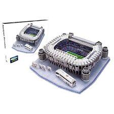 Megableu Puzzle Stade 3d - Santiago Bernabeu (real Madrid)