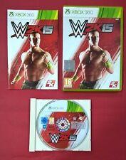 WWE 2K15 - XBOX 360 - USADO - MUY BUEN ESTADO