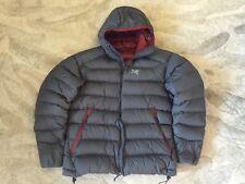 Mens Arcteryx Thorium SV Winter Jacket L Large Down