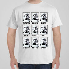 Funny cool T-shirt - Expressions of Stormtrooper storm trooper, Star Wars parody