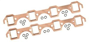 Mr Gasket 7160 Copper Seal Exhaust Gasket Set