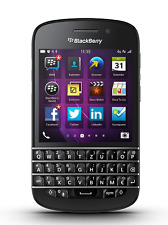BlackBerry Q10 - 16GB - Black  (AT&T) Branded - Unlocked Any GSM SmartPhone