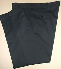 "DICKIES Work Pants~Navy BLUE~Big & Tall~44"" x 32""~874 Series Original~Ships FREE"