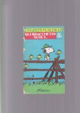 peanuts SNOOPY  QUI BRACCHETTO SCOUT schulz 1983 2a ed.
