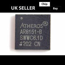 ATHEROS 2x ar8151-b ar8151 PCI-E Fast Ethernet Controller IC Chip