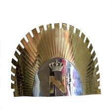 More details for chapska 1st napoleon empire shako hat plate