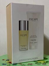 Escape by Calvin Klein Gift Set for men (3.4 oz EDT & 6.7 oz After Shave Balm)