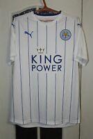 Leicester City 2016 2017 Third Puma Shirt Jersey Trikot size L