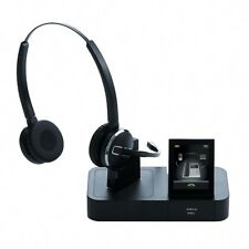 Jabra Pro 9460 DECT Wireless Duo Headset Desk and Softphone - Brand New