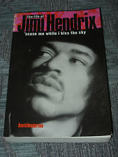 Jimi Hendrix: 'Scuse ME While I Kiss the Sky by David Henderson (Paperback 2001)