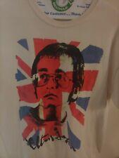 Vintage elton john t shirt