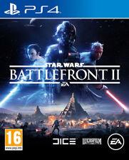 Star Wars: BATTLEFRONT II (PS4) NUEVO Y PRECINTADO - En Existencia - ENVÍO