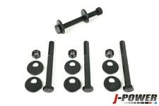 Front Lower Control Arm Camber Kit 12.9 Grade Cam Bolts Fits Nissan Trucks SUV