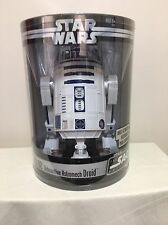 "Star Wars R2-D2 18"" Interactive Astromech Droid Saga Collection 2006 MIUB"