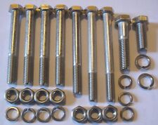 MGB Engine to Gearbox Fit Kit 18v, 18GD, GG engine (from GHN/D 4 on) - Stainless