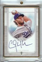 Clayton Kershaw 2017 Topps Transcendent Autograph Dodgers Pitching #CK 17/25