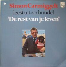 SIMON CARMIGGELT - DE REST VAN JE LEVEN - LP