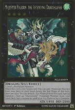 MAJESTER PALADIN, THE ASCENDING DRACOSLAYER -GOLD RARE- PGL3-EN079 1ST EDITION