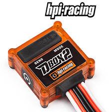 HPI RACING 105409 D-BOX 2 ADJUSTABLE STABILITY CONTROL SYSTEM GYRO RC CAR DRIFT