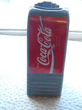 Coca - Cola Porzellan / Keramik Behälter  unbekannt , Ascher Kapsel Strohhalm