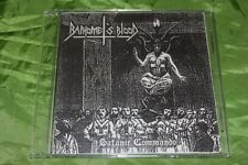 BAPHOMET'S BLOOD Satanic Command CD Demo 2005 OOP Bulldozer Razor Venom