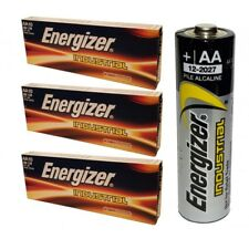 30x Energizer LR06 Industrial AA Alkaline Batteries Long-lasting 1.5V AM3