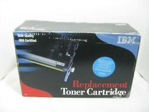IBM TG95P6513 Cyan Replacement Toner Cartridge New Factory Sealed