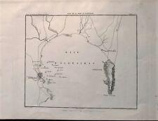 BAHIA DE ALGECIRAS, Histoire du Consulat de l¨Empire par M. Thiers, 1845