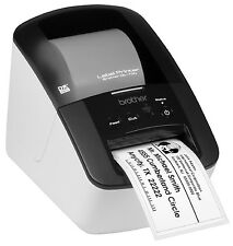 Label Printer Thermal USB Banner Stamp Sticker Bar Code Shipping Postage Maker