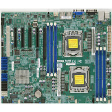 SuperMicro X9DBL-3F Motherboard - LGA1356 Intel C606 DDR3 SATA3 SAS