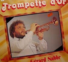 ++GERARD SABLE trompette d'or LP xanadu/au pays de candy/maya l'abeille VG++