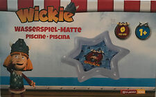 Wickie Wasserspiel Matte Aufblasbar Babypool Planschbecken