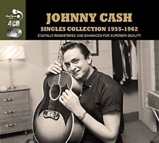Singles Collection 195 Johnny Cash CD
