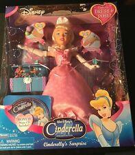 New Disney Princess Special Edition Cinderella Doll Cinderellys Surprise