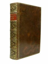 THE POEMS OF PERCY BYSSHE SHELLEY | 1912 | Riviere Tree Calf Leather Binding
