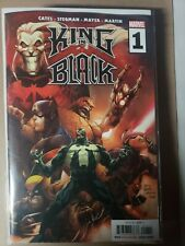 King In Black #1 Secret Variant The Thing Cover ~ Nm