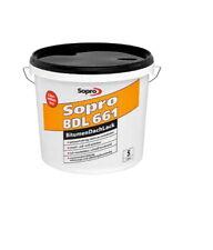 Sopro BitumenDachLack BDL 661 Bitumen Dach Lack Dachlack Bitumenlack 5 L