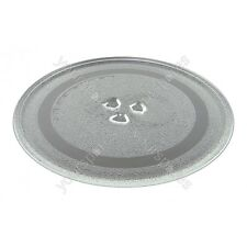 Panasonic Microwave Turntable 245mm 9.5 Inches  3 Fixings Dishwasher Safe