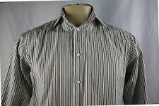 Ben Sherman Men's Long Sleeve Dress Shirt Size 15 32-33 M