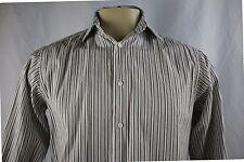 Ben Sherman Men's Long Sleeve Dress Shirt Size 15 32-33 M