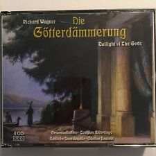 3 CD **. WAGNER ** DIE GÖTTERDÄMMERUNG **  Günther Neuhold  ** Neu
