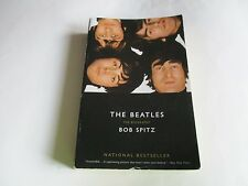 The Beatles: The Biography Book By Bob Spitz Paperback 2006 VG+