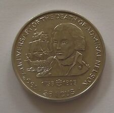 Berühmte Persönlichkeit unzirkulierte Münzen aus Großbritannien
