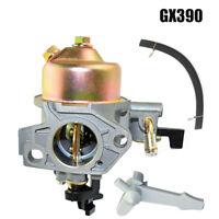 1tlg Vergaser für Honda Motor GX 390 GX390 188F 190F + Kraftstoffleitung