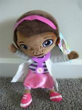 DISNEY DOC MCSTUFFINS - DOC & STUFFY PLUSH SOFT TOYS DOLL 21cm Licensed