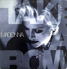 Madonna CD Single Take A Bow - Europe (VG/M)