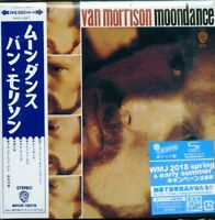 VAN MORRISON-MOONDANCE-JAPAN MINI LP SHM-CD F56