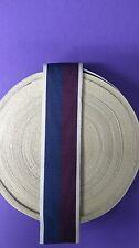 1 meter full size R.A.F LS&GC medal ribbon