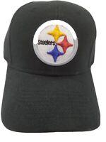 Pittsburgh Steelers NFL Reebok Adjustable Strap Hat Fast Shipping NWOT